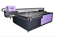 Industrial signs printing UV printer wide format uv flatbed printing machine With Ricoh gen5/ Epson dx5/dx7 print head