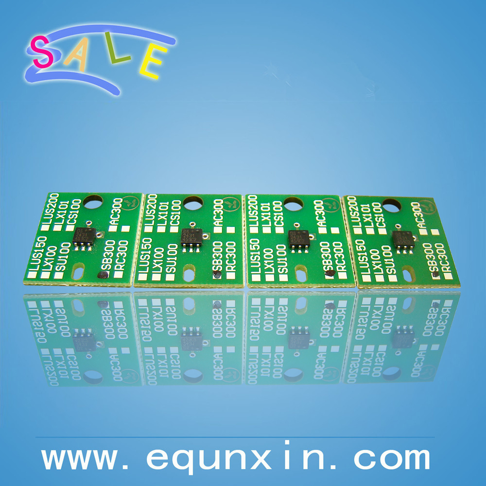 SB54 one time chip SB54 for Mimaki printer JV34-260 JV33-130 160 260 CJV00 CJV150 JV300 JV150 JV5 SB54 K C M Y 2L chip